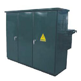 American Type of Cubicle Transformer Substation Series